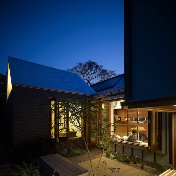 Federation Bungalow Extension In Haberfield, Sydney